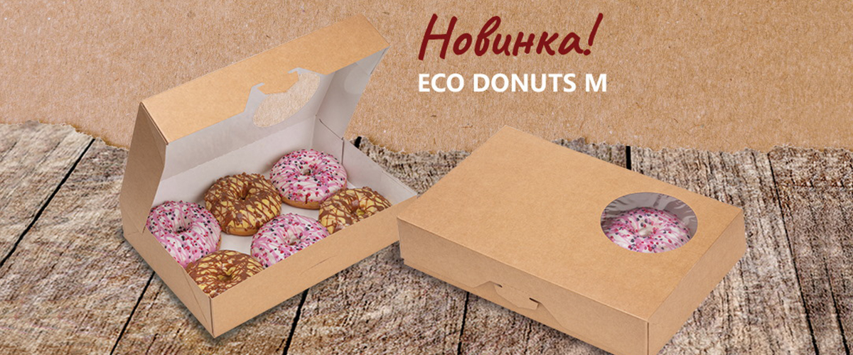 ECO DONUTS M